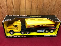 Remco tuff ones pennzoil oil areo semi tractor trailer tanker die cast new 11321 model vehicle sets 43a74037 f832 48fc 98c7 d2a7a55b1ae7 medium
