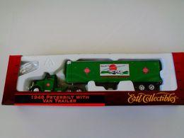 Ertl die cast   1948 peterbilt semi with van trailer   rea 1%253a87 ho model vehicle sets 13aba7e5 328a 4752 9b9e 799a45f46a81 medium