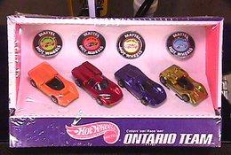 Ontario Team | Model Vehicle Sets