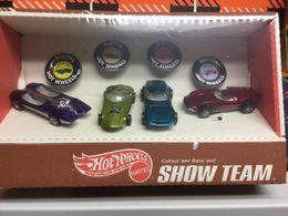 Show Team | Model Vehicle Sets