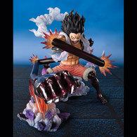 Monkey D. Luffy Gear 4 Snakeman (King Cobra) | Statues & Busts