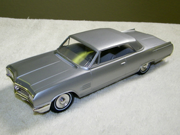 1964 Buick Wildcat 2 Door Hardtop Promo Model Car  | Model Cars