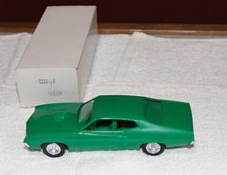1971 Ford Torino Cobra Promo Model Car  | Model Cars