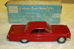 1963 Mercury Meteor S33 Promo Model Car  | Model Cars