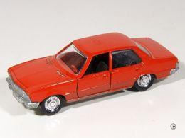 Opel Rekord D Sedan | Model Cars