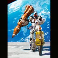 Kamen Rider Fourze Base States | Action Figures