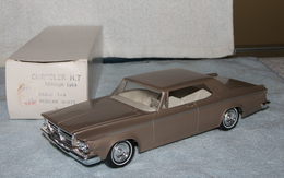 1964 Chrysler 300 2 Door Hardtop Promo Model Car | Model Cars