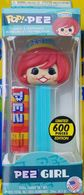 Pez Girl (Red Hair) | PEZ Dispensers
