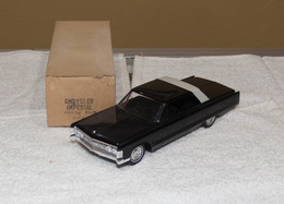 1967 Imperial Crown Coupe Promo Model Car | Model Cars