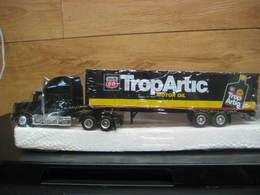 Black peterbilt semi %2527phillips 66 trailer trop arctic%2527 1%253a87 tractor %2523t0001b model vehicle sets b07de4a4 e7b6 4e14 90f2 80e11c8ce1e6 medium
