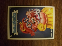 Garbage Pail Kids  FYE Cereal Card 2f | Whatever Else