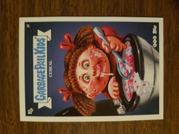 Garbage Pail Kids  FYE Cereal Card 3f | Whatever Else