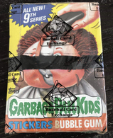 Garbage Pail Kids Original Series 9 Wax Box | Whatever Else