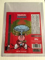 Garbage Pail Kids Candy | Whatever Else | Wrapper