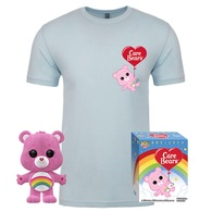 Cheer Bear (Flocked) and Cheer Bear Tee | Shirts & Jackets