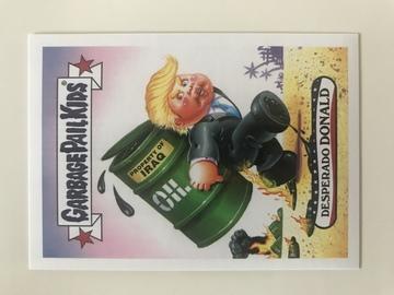 Desperado Donald | Trading Cards (Individual)