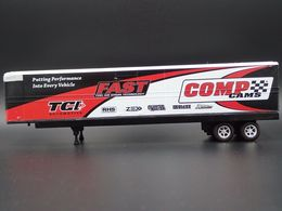 Comp cams tci fast semi box hauler trailer 1%253a64 scale diorama diecast model model trailers and caravans 43ab1558 86c9 425e a0c9 311c620bf7bd medium