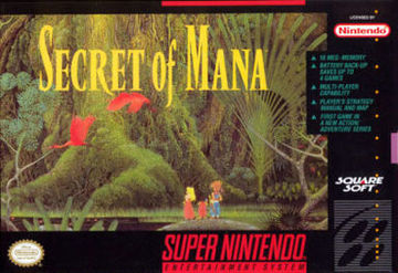 Secret of Mana | Video Games