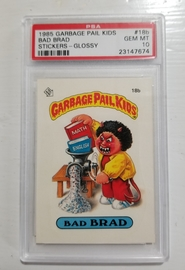Bad Brad Psa10 | Trading Cards (Individual)