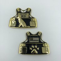 Nypd k9 police body armor challenge coin challenge coins 14f137d9 7fe7 4256 a58c 5c974d15de1d medium