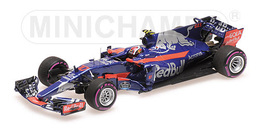 Toro Rosso STR12 - Pierre Gasly - Mexican Grand Prix 2017 | Model Racing Cars