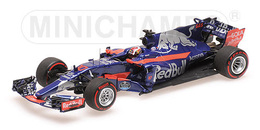 Toro Rosso STR12 - Pierre Gasly - 1st Race Japanese Grand Prix 2017 | Model Racing Cars