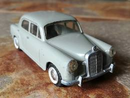 Mercedes-Benz W180 | Model Cars | photo: Koos M