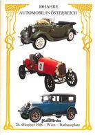 100 Jahre Automobil in Österreich   Event Programs