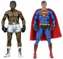Superman Vs. Muhammad Ali Special Edition 2-Pack | Action Figure Sets