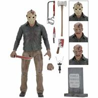 Ultimate Part 4 Jason | Action Figures