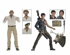 Hero Ash and Deadite Box Set   Action Figure Sets