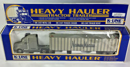 K line neiman marcus heavy hauler semi tractor trailer truck model vehicle sets ef6a95cb afe7 4d09 bf45 30421ed10bf3 medium