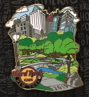 Central Park | Pins & Badges