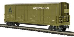 55%2527 all door box car weyerhaeuser 4272 model trains %2528rolling stock%2529 072a2f1a 3614 4d65 9d0f 250a204f9128 medium