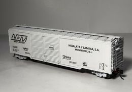 Ho scale 50%2527 box car %2527n de m%2527 in spanish custom model trains %2528rolling stock%2529 4577481e 2c41 40da ad9d 4d1bbe4aea23 medium