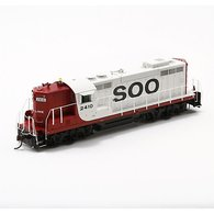 Athearn genesis ho scale gp9%252c soo 2410 model trains %2528locomotives%2529 14983c6c 4d62 4d07 83cd 6efc43f7285c medium