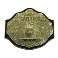 The rock wwe wcw big gold title championship belt pin pins and badges c771640d a0dc 407c 9c1e b34674353f10 medium