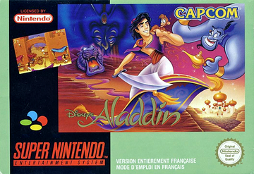 Disney's Aladdin | Video Games