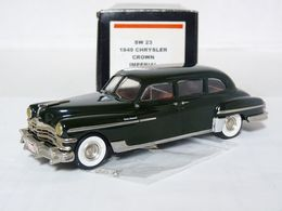 Chrysler crown imperial 1949 green model cars e3774c03 9944 46cc 8867 883914a1ca3a medium