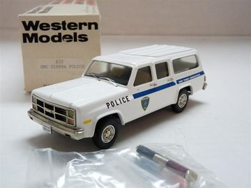 GMC Sierra Police | Model Cars | Jayhow's Hot Wheels and Collectibles
