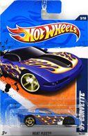 '97 Corvette | Model Cars | Hot Wheels Heat Fleet '97 Corvette
