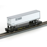 Ho rtr 50%2527 flat w%252f45%2527 trailer%252c csx %2523600237 model trains %2528rolling stock%2529 20a13079 332c 4e20 9d56 015a80daa3b5 medium