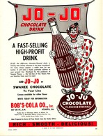 A Fast-Selling High-Profit Drink | Print Ads
