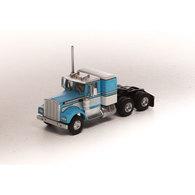 HO RTR KW Tractor, Lt. Blue/White | Model Trucks