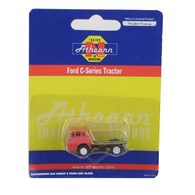 N RTR Ford C Tractor, Red | Model Trucks
