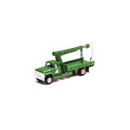 HO RTR Ford F-850 Boom Truck, B N | Model Trucks