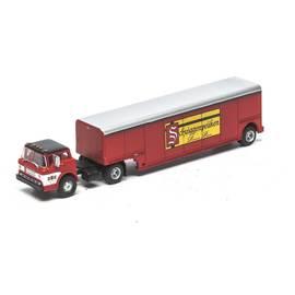 HO Ford C w/Beverage Trailer, U. B. Schuiggenpeuken | Model Vehicle Sets