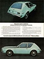 We Started A Small Car Revolution By Coming Out With America's First Subcompact: The Gremlin. | Print Ads