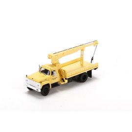HO RTR Ford F-850 Boom Truck, W p | Model Trucks