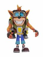 Deluxe Crash with Jet Pack | Action Figures